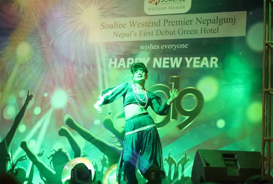 West End Premiere enters Nepalgunj this New Years Eve with a bang